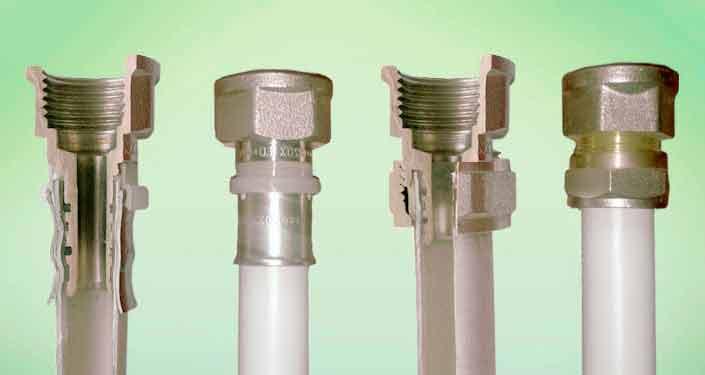 Металлопластиковые трубы для водопровода монтаж своими руками