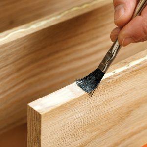 склеивания-древесины