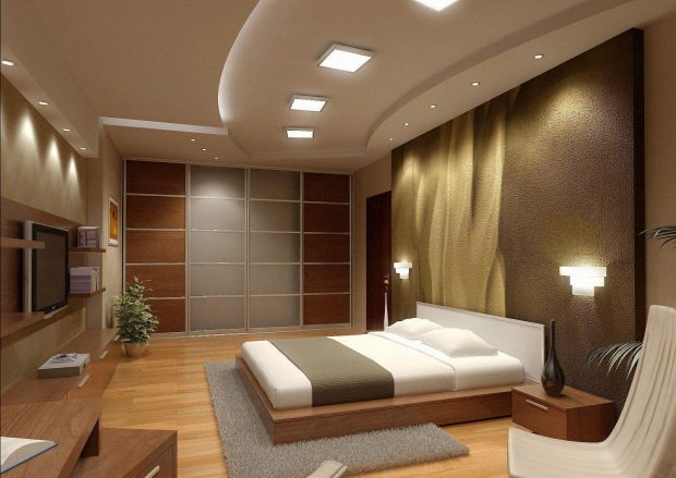Светодиодные светильники с регулируемой яркостью