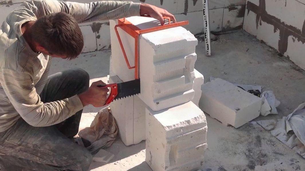 Из чего делают пеноблоки и газоблоки