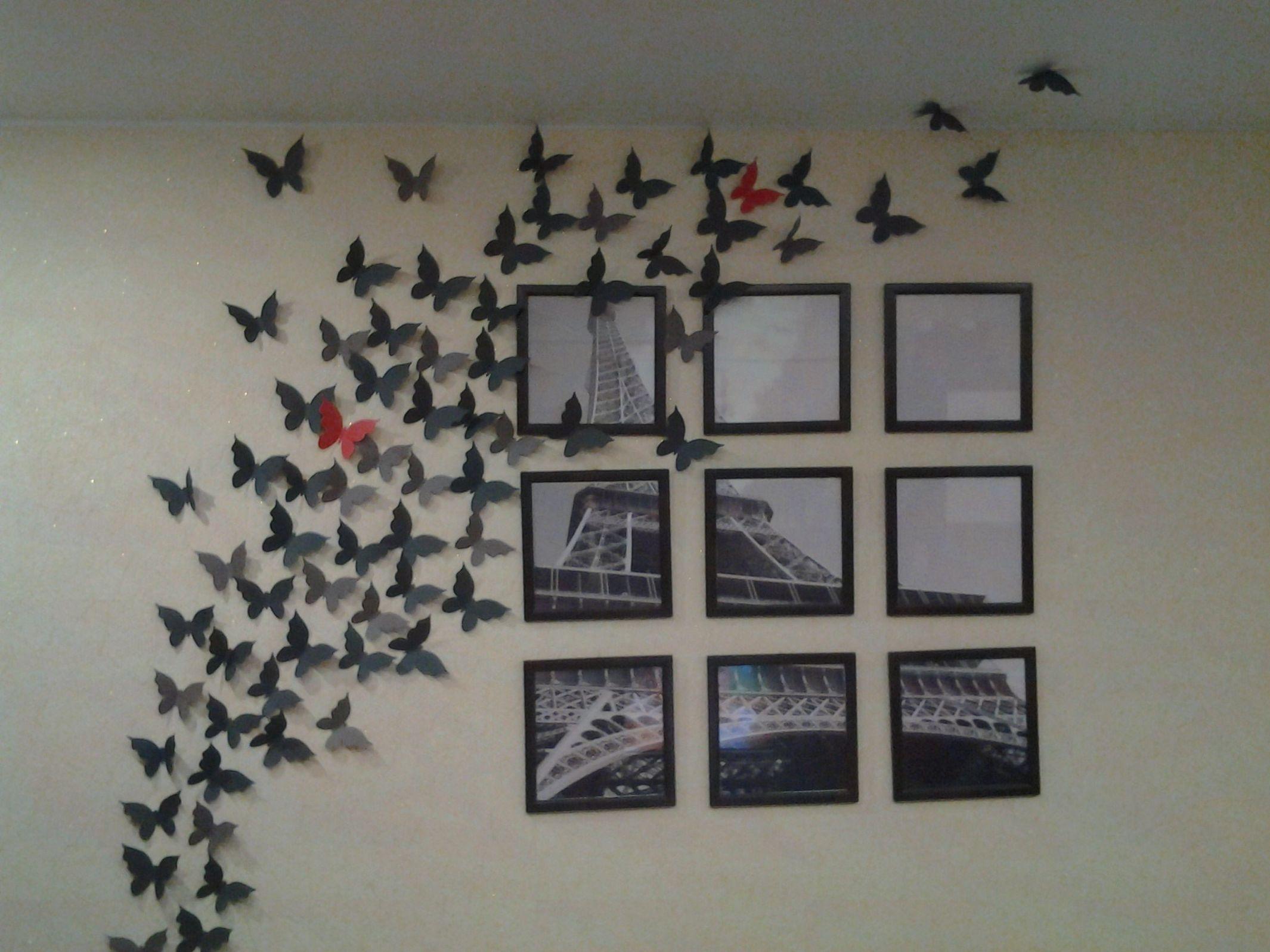 Украсить пустую комнату своими руками фото 61